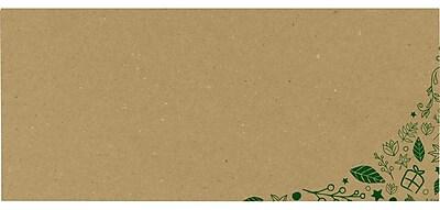 LUX #10 Square Flap Envelopes, 4-1/8