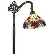 "Amora Lighting Grapes Mini-Table Lamp 13""H x 13"" Wide (AM1111V12)"