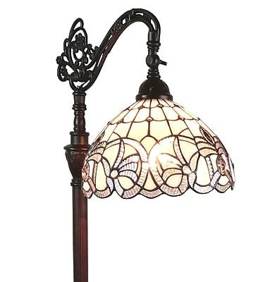 Amora Lighting Floor Lamp, Multi-Colored, 62
