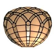"Amora Lighting Reading Lamp, White, 62""H x 12""W Shade (AM277FL12)"