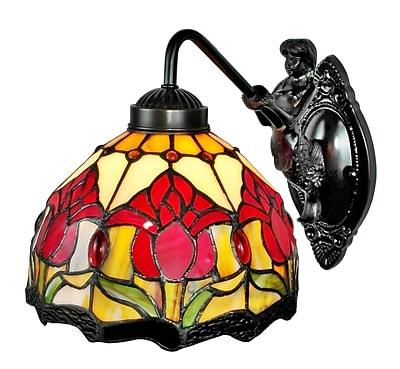 Amora Lighting Tulips Design Wall Sconce Lamp 9