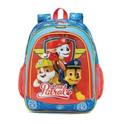 American Tourister Nickelodeon Paw Patrol, Multicolor, Polyester, Backpack, Small (108922-6604)