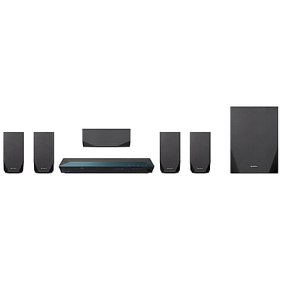 Sony BDVE2100-RB Refurbished Home Theater System, Black, 3D Blu-ray 24288159