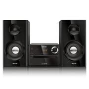 Philips BTM2180-RB Refurbished Micro Music System, Black