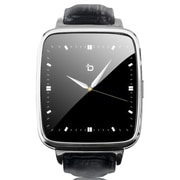 Bit Refurbished Smart Watch with Black Leather Strap (S1S-RB)
