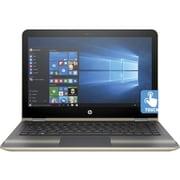 "HP® Pavilion x360 15-BR076NR 15.6"" 2-In-1 Notebook, Intel Core i3-7100U, 1TB HDD, 8GB, WIN 10 Home, Intel HD 620, Gold"