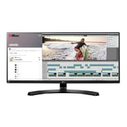 "LG 34UM88-P 34"" Diagonal Class 21:9 UltraWide® QHD IPS LED Monitor"