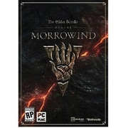 Bethesda® The Elder Scrolls Online: Morrowind Standard Edition PC Game Software, DVD-ROM, Windows/Mac (17187)