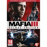 Take-Two™ Mafia III Deluxe Edition PC Game Software, Windows DVD-ROM (41813)