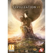 Take-Two™ SID Meiers Civilization VI Standard Edition PC Game Software, Windows, CD-ROM (41829)