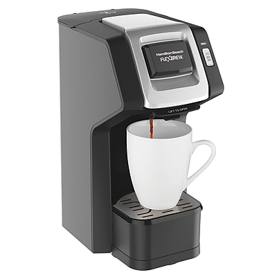 Hamilton Beach Flexbrew 49974 14 Oz Single Serve Coffee Maker