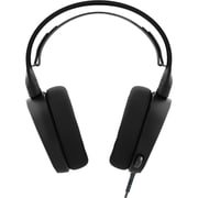 SteelSeries 61433 Arctis 3 Wired Over-The-Head Gaming Headset, Black