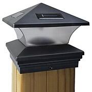 Southwire® LED Post Cap Light, 2.4 Lumen, Black (91268)
