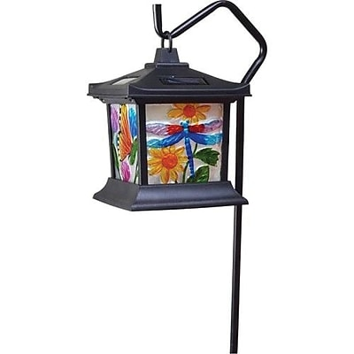 Southwire® LED Floral Stained Glass Light, Multi Color (92276)