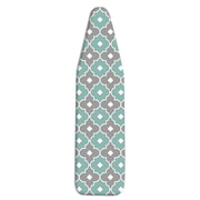Whitmor Ironing Board Cover and Pad, Paragon Gray/Taupe (6880834PRGNTQPL)