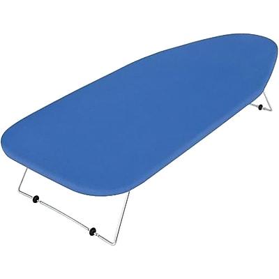 Whitmor Tabletop Ironing Board, White/Blue (61525290)