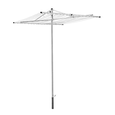 Whitmor Parallel Outdoor Drying Rack, Silver (62425915BB)
