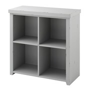 Whitmor Storage Organizer, Distressed Gray (64227935DGRAYBB)