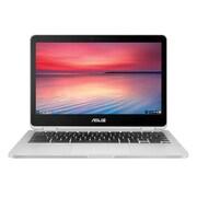 """ASUS® Chromebook Flip C302CA-DH54 12.5"""" Chromebook, Intel Core m5-6Y54, 64GB eMMC, 4GB, Chrome OS, Intel HD 515"""