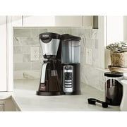 Ninja® CF021 5.375 Cup Single Serve Coffee Brewer, Black/Silver