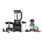 Ninja® Intelli-Sense™ Kitchen System with Auto-Spiralizer, Black (CT682SP)