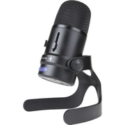 Cyber Acoustics CVL2004 Wired Recording Microphone, Black