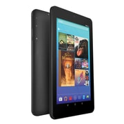 "Ematic® EGQ235 7"" Tablet, 16GB, Android 7.1, Black"