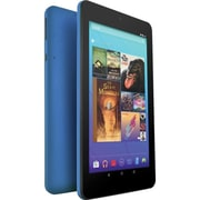 "Ematic® EGQ373 7"" Tablet, 16GB, Android 7.1, Blue"