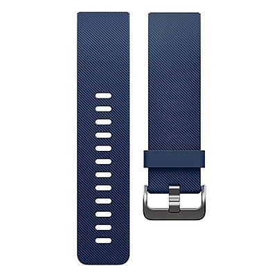 Fitbit Classic Large Wrist Band for Blaze Smart Watch, Blue (FB159ABBUL)