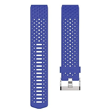 Fitbit Small Sport Wrist Band for Charge 2 Activity Trackers, Cobalt (FB160SBBUS)
