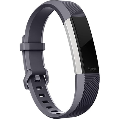 Fitbit Classic Large Wrist Band for Alta/Alta HR Activity Trackers, Blue Gray (FB163ABGYL)