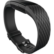 Fitbit Charge 2™ Small Fitness Activity Tracker, Black/Gunmetal (FB407GMBKS)