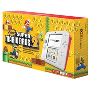 Nintendo® Super Mario Bros. 2 2DS 128MB Handheld Game Console, Scarlet Red