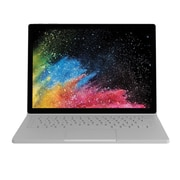 "Microsoft® Surface Book 2 FUX-00001 15"" 2-In-1 Laptop, 512GB SSD, Windows 10 Pro, Silver"