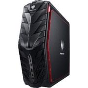 Acer® Predator G171070014 Core i7-7700, 2TB HDD, 512GB SSD, 32GB, WIN 10 Home, NVIDIA GTX1070 Gaming Desktop Computer