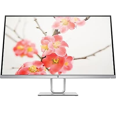 """HP® Pavilion 27q 27"""" Widescreen IPS LED Monitor, Natural Silver"""