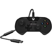 Hyperkin® M01628 X91 Wired Gaming Controller for Xbox One and Windows 10, USB, Black