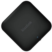 Kisslink Pro AC1300 Wireless Dual-Band Gigabit Router, 867 Mbps/450 Mbps, 3 Port