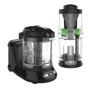 Ninja® Precision™ 3.5 Cup Food Processor with Auto-Spiralizer, Black (NN310)