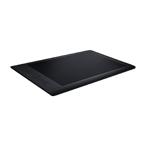 Wacom® Intuos® Pro PTH660 Medium Creative Pen Tablet, Black