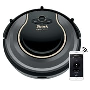 Shark® ION ROBOT™ 750 Robotic Vacuum with Wi-Fi Connectivity and Voice Control, Gray (RV750)