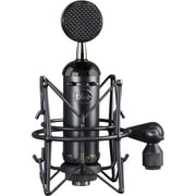 Blue Microphones Blackout Spark SL XLR Condenser Microphone, Black by