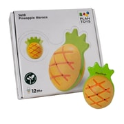 Plan Toys Pineapple Maraca, Pk/6