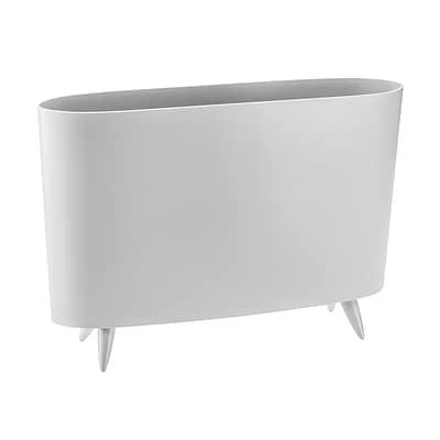 Koziol MILANO Magazine Stack Solid Cool Grey (5350632)