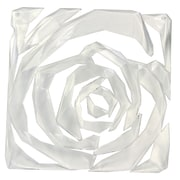 Koziol SILK Room Divider Ornament Set of 4 Crystal Clear (2033535)