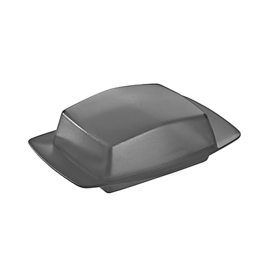 Koziol RIO Butter Dish Black With Transparent Grey (3619540)