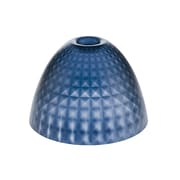Koziol STELLA SILK S Lampshade, Transparent Deep Velvet Blue (1945645)