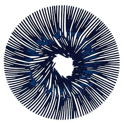 Koziol ANEMONE Bowl Solid Deep Velvet Blue (3538585)