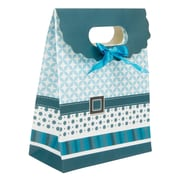 "Vangoddy Occasion Gift Bag 6""H x 5 ""W x 3""D for Wedding Birthday and Graduation"