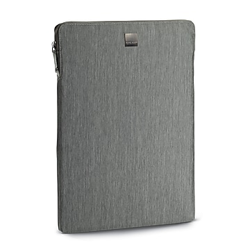 Acme Made Montgomery Street Nylon Laptop Sleeve for 13  Laptops, Grey (AM36520),Size: small